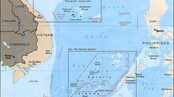 Tensions remain high in the South China Sea