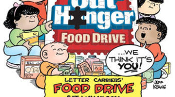 This week in history: The Stamp Out Hunger Food Drive