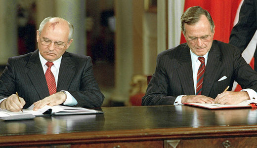 Twenty-five years later, the Cold War still blows hot