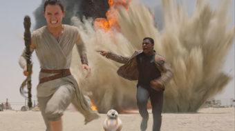 "Movie Review: ""Star Wars 7"" The Farce Awakens"