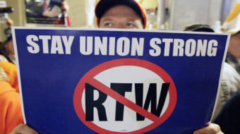 Right-to-work (for less) laws speed to Michigan high court