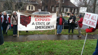 Ohioans confront misleading natural gas industry promises