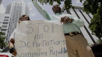 Dominicans speak out for Dominicans of Haitian descent