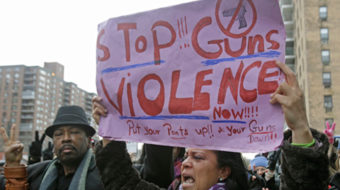 U.S. gun culture diagnosed as a social disease