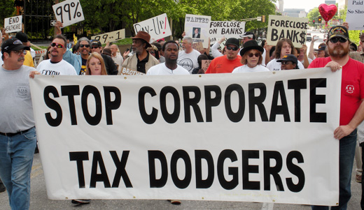 New moves to tax corporate offshore havens