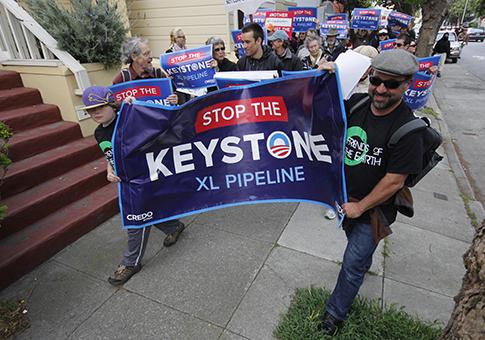 Keystone XL heads to Senate for vote