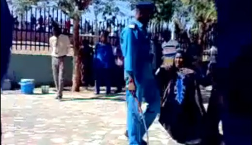 Sudanese protest lashing of woman