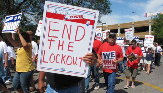 Labor launches national boycott of American Crystal Sugar