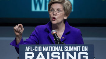 Warren: Many feel the game is rigged – and they're right!