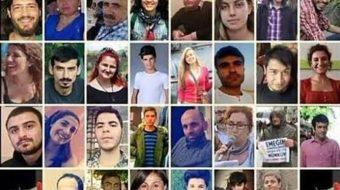 Turkey: 30 young socialists massacred in Suruç suicide bombing