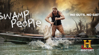 """Swamp People"" carry union cards"