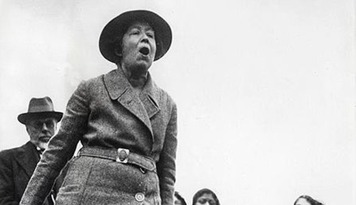 Today in labor history: Suffragette socialist Sylvia Pankhurst dies in 1960