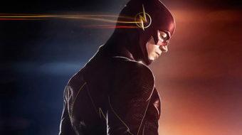 """The Flash"": first season speeds toward the finish line"