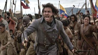 """The Liberator"": Simón Bolívar biopic has epic sweep of revolution"