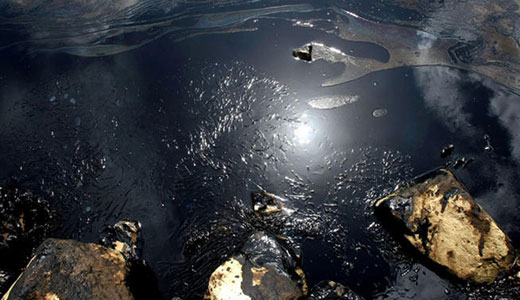 Galveston Bay: The biggest oil disaster you're not hearing about