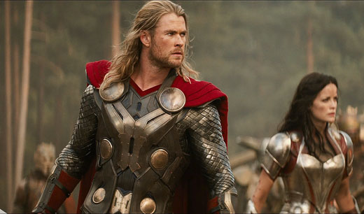 """""""Thor"""" sequel another hard-hitter"""
