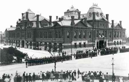 Today in labor history: Eugene Debs initiates boycott against Pullman railroad