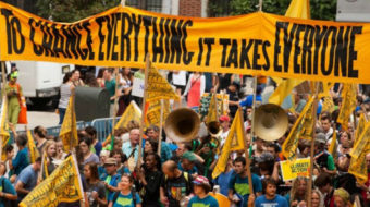 """Unions to lobby for """"energy democracy"""" at Paris climate talks"""