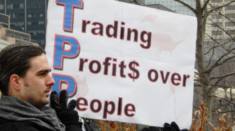 UAW Prez: Yet another reason to reject the TPP