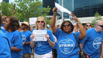 Cleveland teachers battle excessive testing mandates