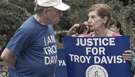 Death Row inmate Troy Davis faces execution, again