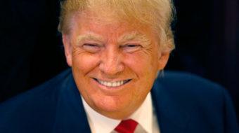 Trump's presidential bid is a scheme to get richer, quicker