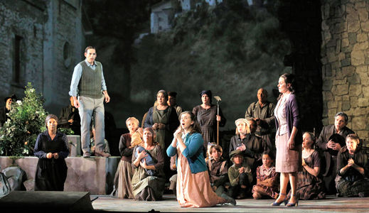 "San Francisco Opera scores a hit with ""Two Women"""