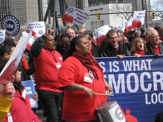 Michigan autoworkers gear up for Nov. 4 elections
