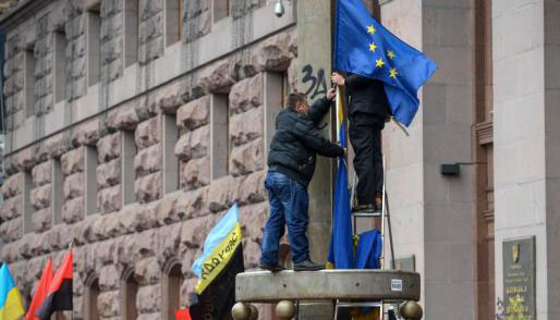 EU promises loans to Ukraine for Greek-style austerity