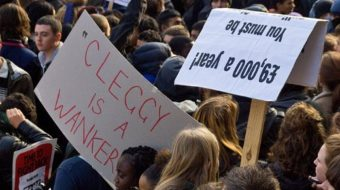 British education cuts: a member of Parliament speaks out