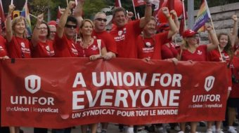 "New Canadian ""super union"" aims for different kind of unionism"