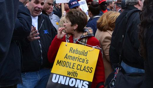 Steelworkers back renewed 'Buy America' push