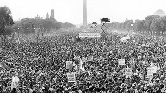 Today in labor history: Huge Solidarity Day march in Washington
