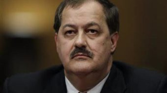 Blankenship to finally face justice for 29 miners' deaths?