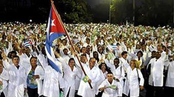 Washington D.C.: Days of Action against Cuba blockade
