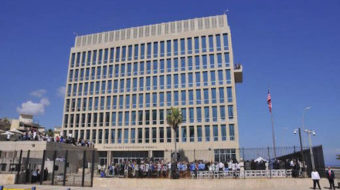 After 54 years, U.S. raises flag in Cuba