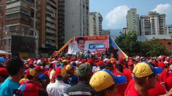 U.S. must recognize Venezuela's elections