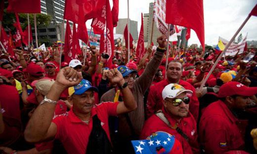 Major media manipulates Venezuela coverage