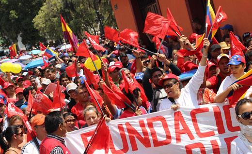 Sanctions against Venezuela: Colossal hypocrisy