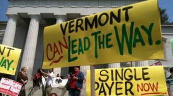 Vermont makes move toward single-payer health care