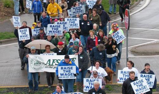 Higher state minimum wage campaign gains steam in Minnesota