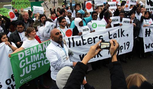 Environmental groups walk out of Warsaw talks