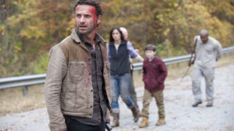 """""""The Walking Dead"""" is more alive than ever"""
