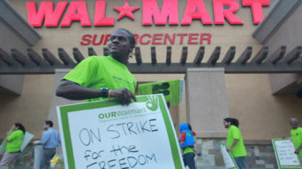 Wal-Mart workers prepare for Black Friday strike