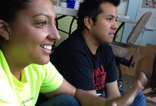 DREAMers in Denver protest deportations, private prisons for immigrants