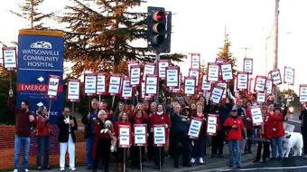 NNU: Big hospital chain retaliates vs. nurses who led patient safety campaign