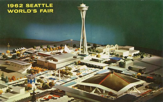 """Seattle 1962: """"Rising hopes for peace"""""""