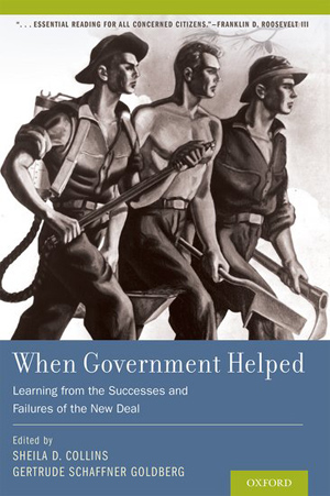 """""""When Government Helped"""": Comparing FDR and Obama"""