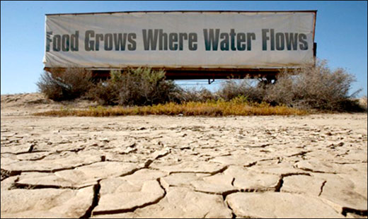 Scientists warn California could experience megadrought