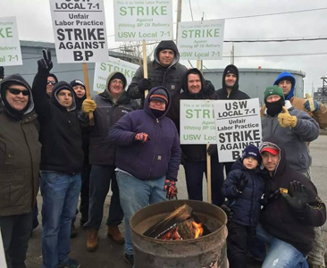 Union not surprised by flare-up at Whiting, Ind. BP plant